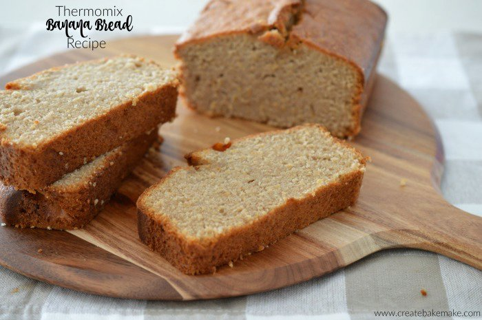 The Best Thermomix Banana Bread Recipe