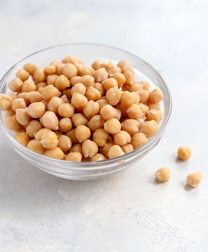 Instant Pot Chickpeas (No Soaking Required!)