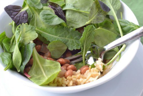 Beans, Greens, & Rice: Food Bloggers Against Hunger