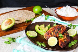 Super Simple Cilantro Lime Chicken
