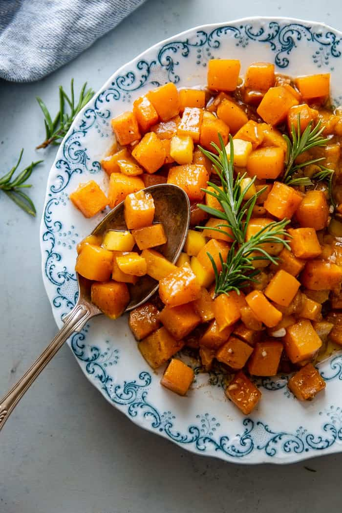 Mango Roasted Butternut Squash
