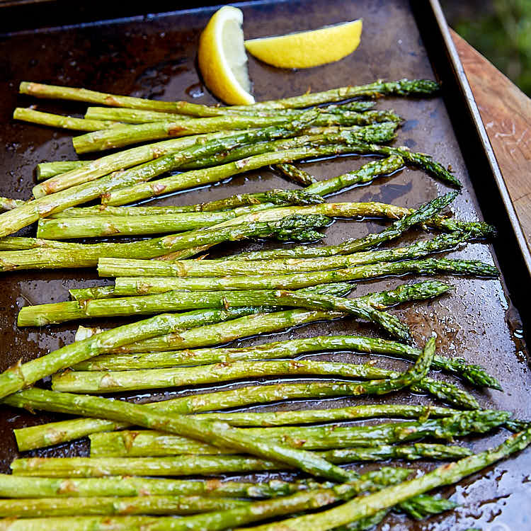 Broiled Asparagus Recipe