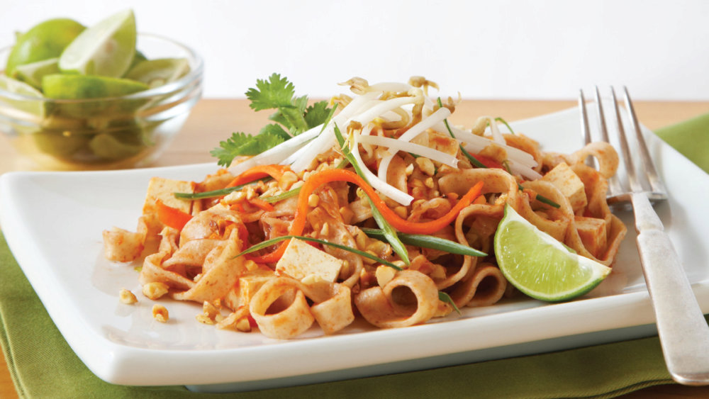 how to cook tofu for pad thai
