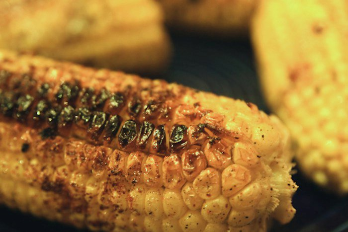 Fire-Grilled Chili Lime Corn Cobs