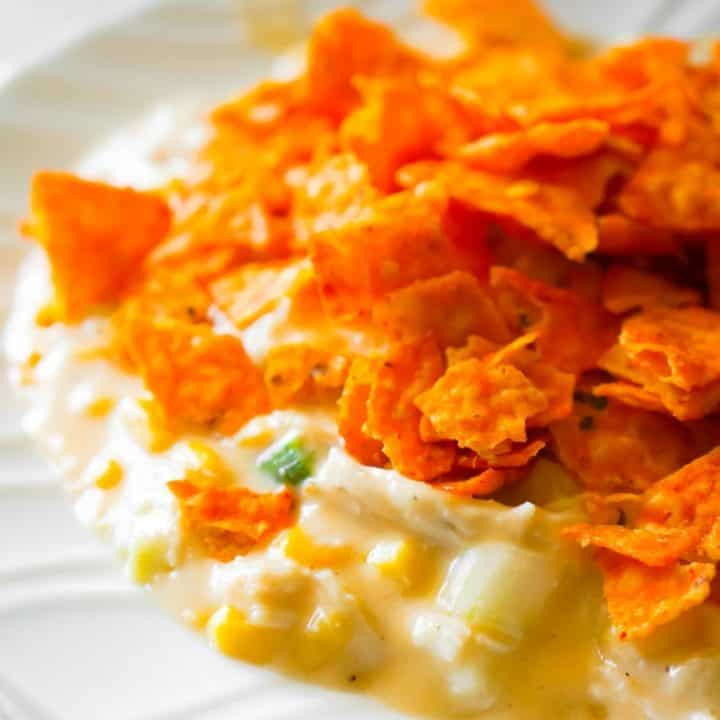 Instant Pot Doritos Chicken Casserole