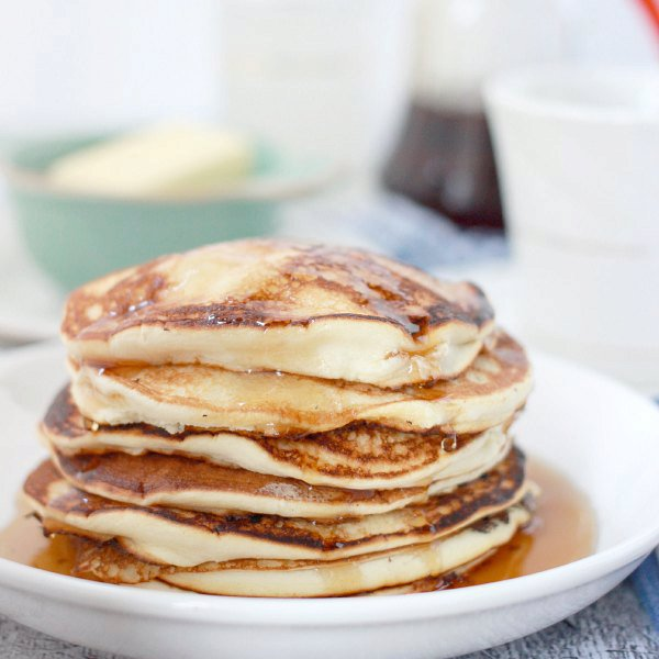 Light and fluffy meringue pancakes pancakes without baking powder ccuart Image collections