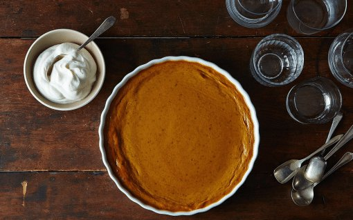 No Pie, Pumpkin Pie!