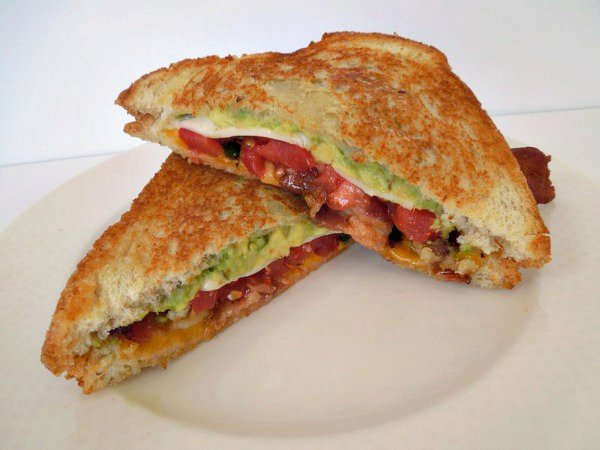 California Grilled Cheese