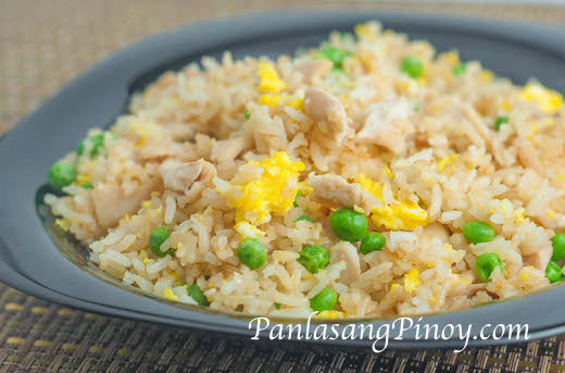Chicken Egg Fried Rice Recipe