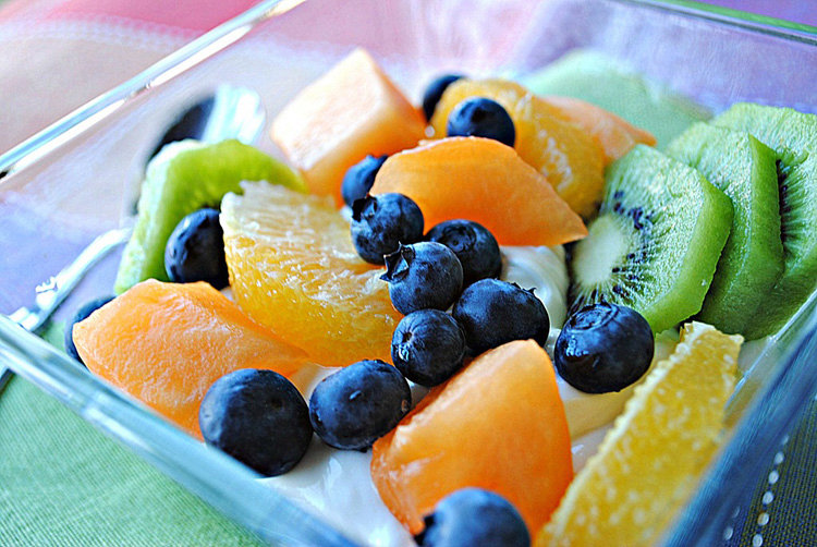 Sunrise Fruit Salad