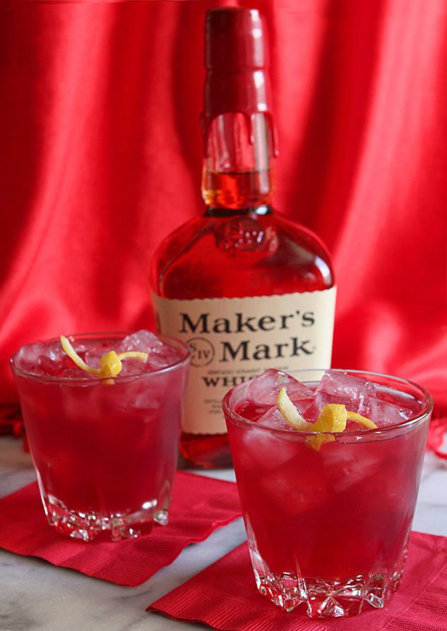 Lady in Red from Maker's Mark and Pamela Wiznitzer