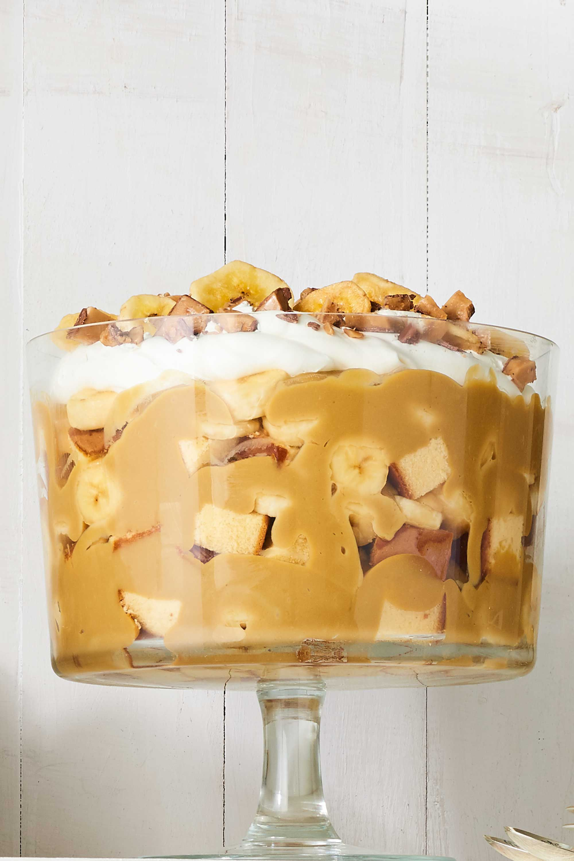 Butterscotch-Banana Trifle