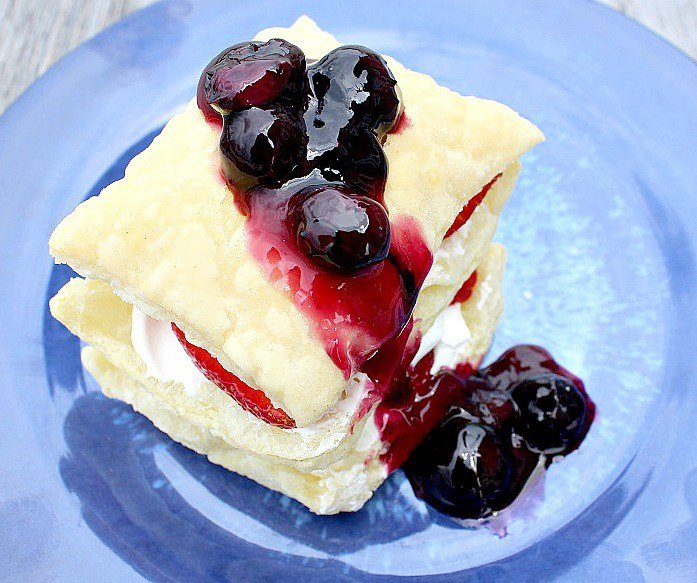 Perfect Blueberry Sauce