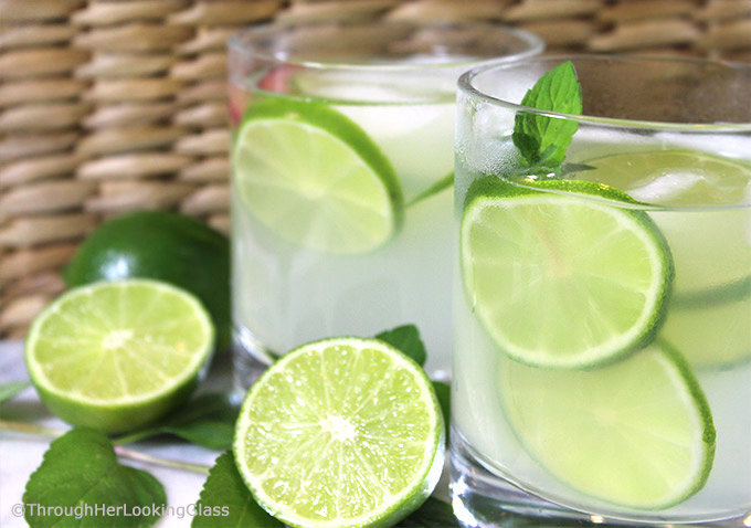 Old Fashioned Fresh Squeezed Limeade Recipe