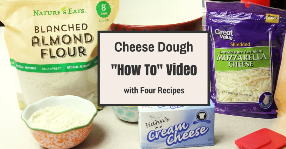 How to Make a Low Carb Cheese Dough