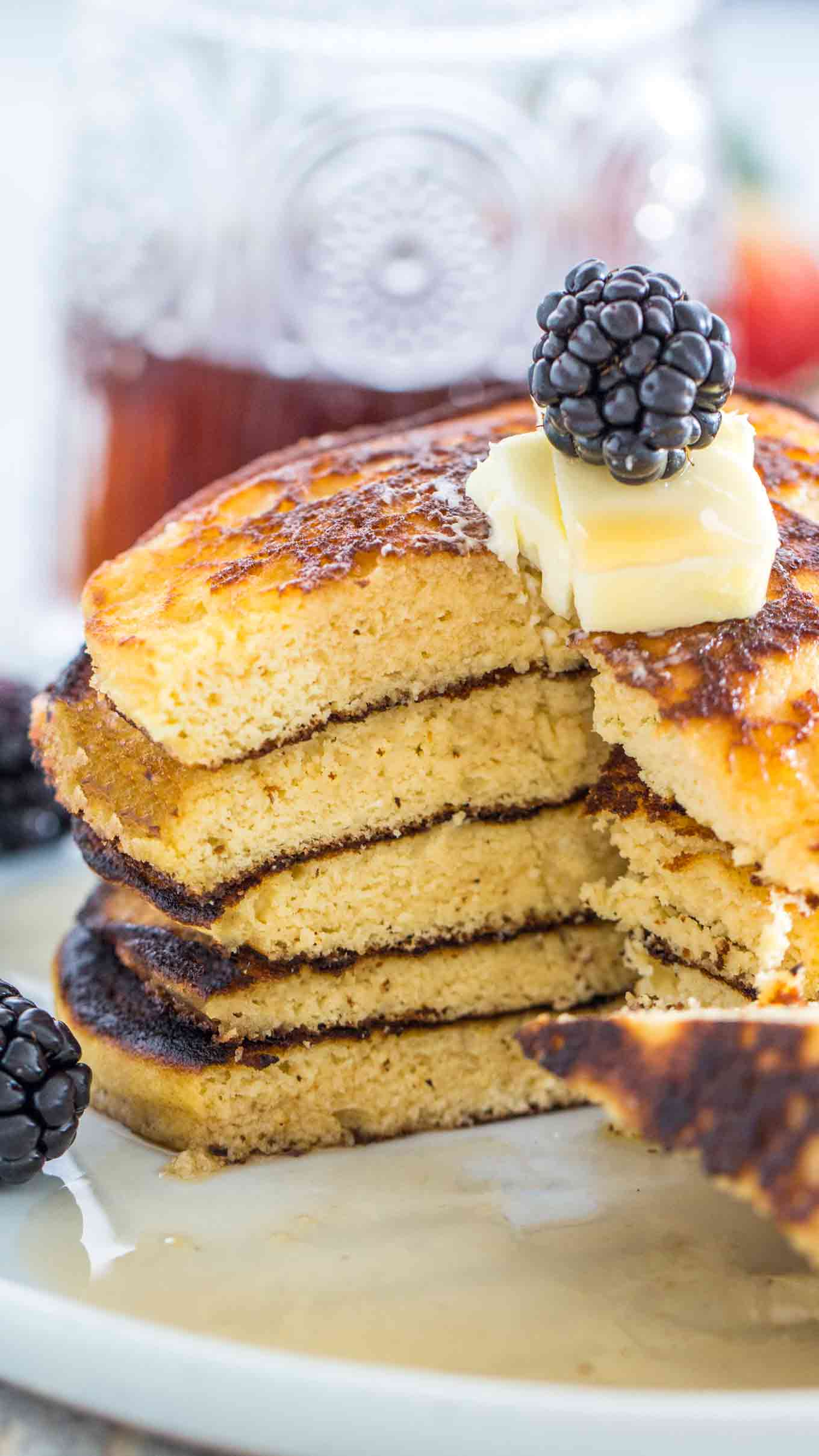 Keto Pancakes - Low Carb
