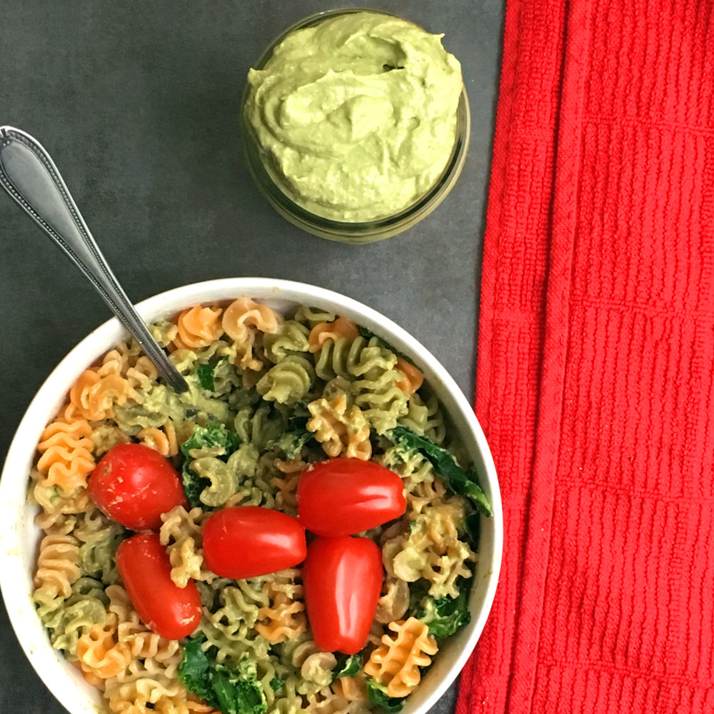Oil-Free Sage and Walnut Pesto