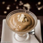 Butterscotch Pudding with Scotch Whisky