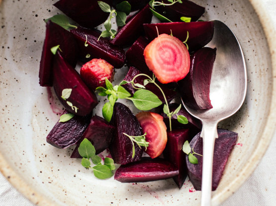 Bobby Flay's Roasted Beets for Recipes