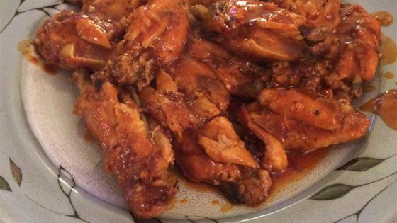Awesome Slow Cooker Buffalo Wings