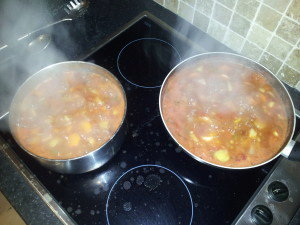 Speed Soup - Slimming World - Free On Extra Easy Plan