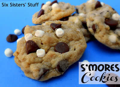S?mores Cookies