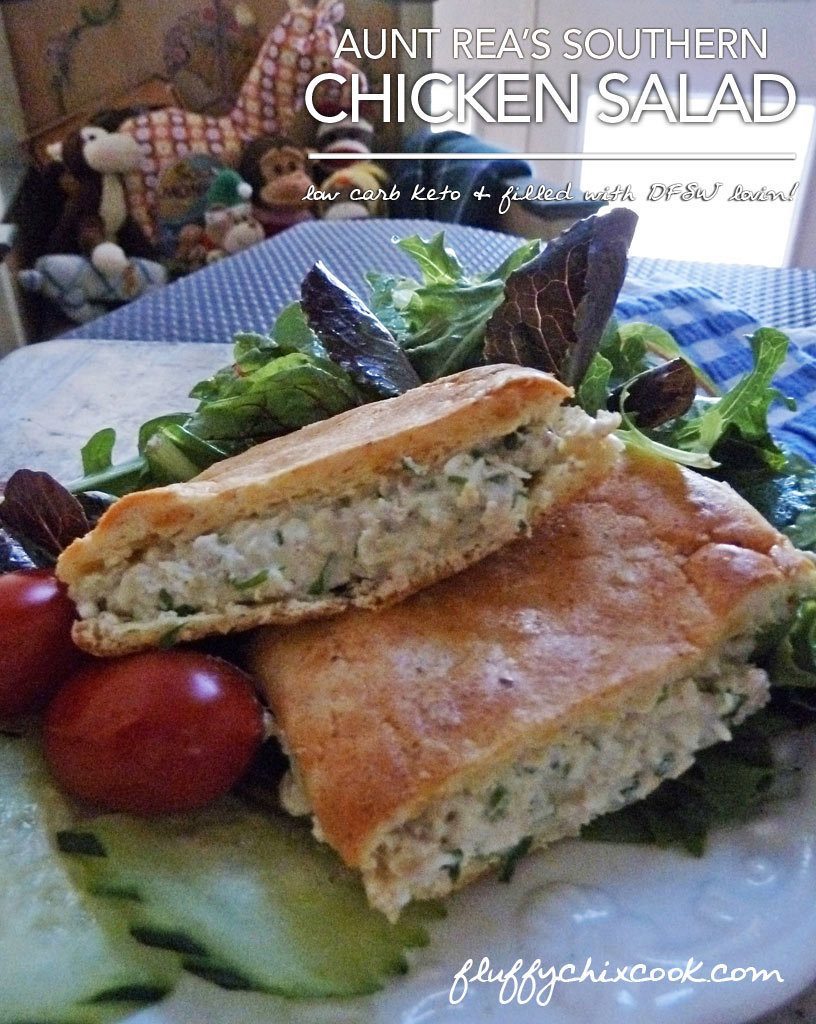 Reas chicken salad low carb southern goodness aunt reas chicken salad low carb southern goodness forumfinder Gallery
