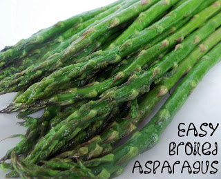 Easy Broiled Asparagus