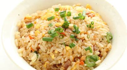 Rice and Fried Eggs