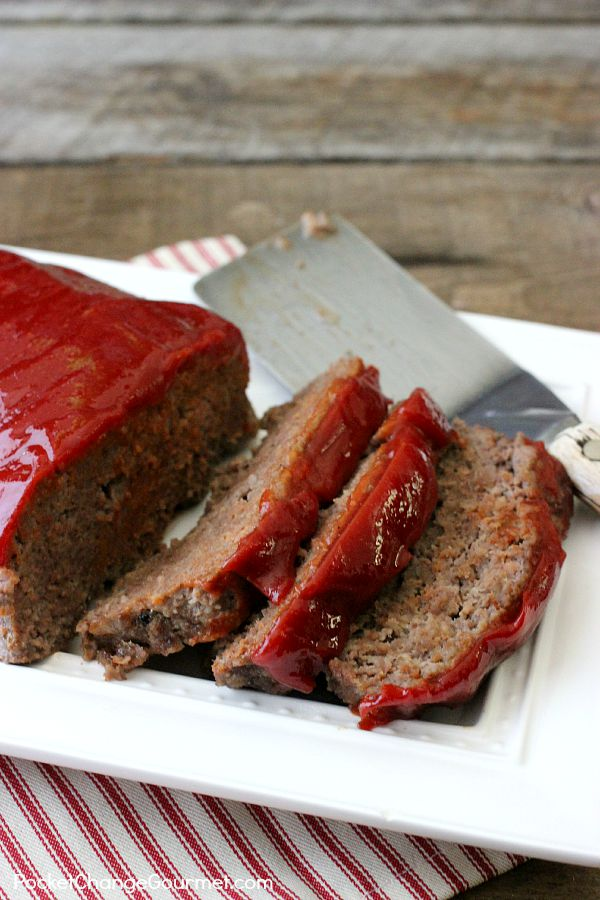 Fast and Easy Meatloaf