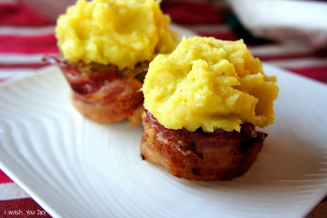 Turkey Meatloaf and Sweet Potato Cup Cakes