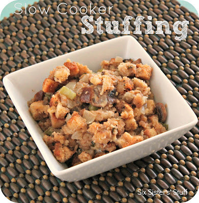 Slow Cooker Stuffing Recipe