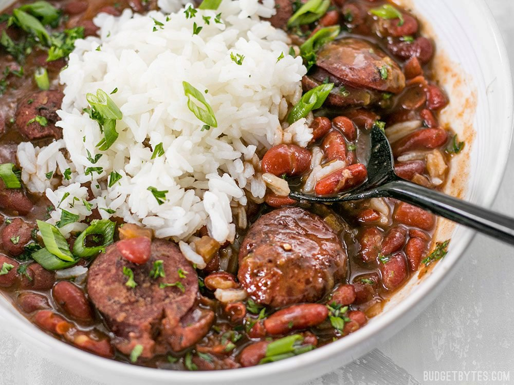 Pressure Cooker Red Beans
