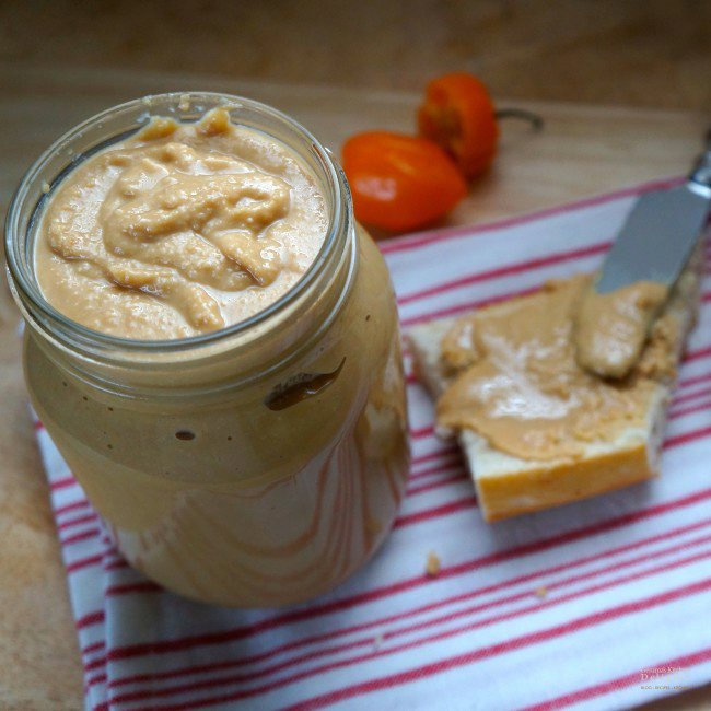 How to make Spicy Haitian Peanut Butter