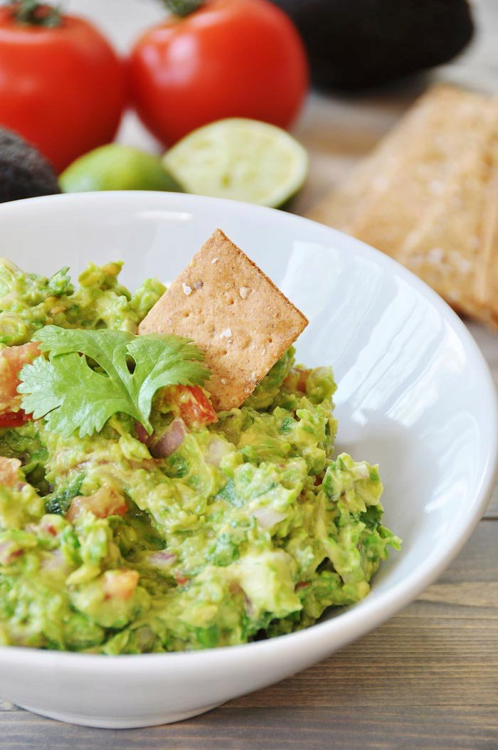 Why You Should Put Peas in Your Guacamole
