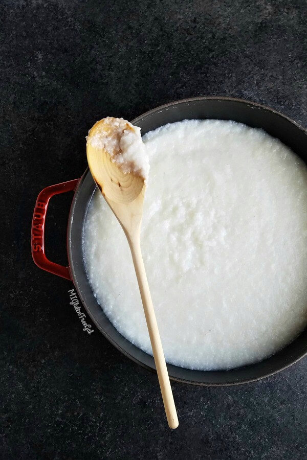 Congee – Chinese Savory Rice Porridge