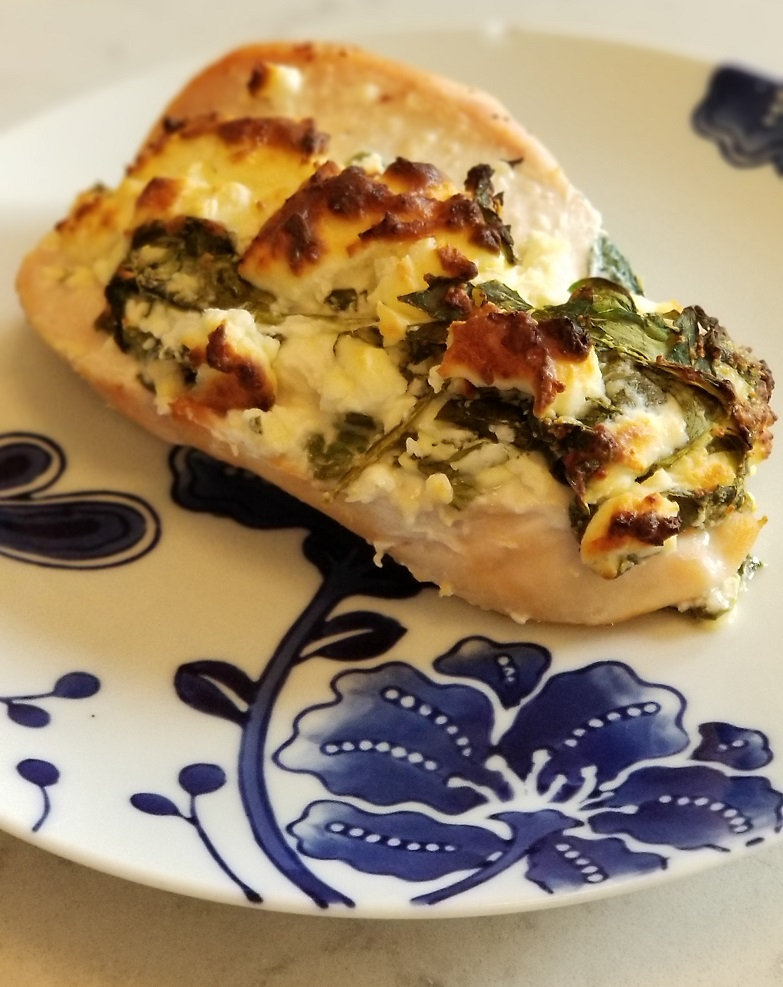 Keto Approved Spinach Stuffed Chicken Recipe