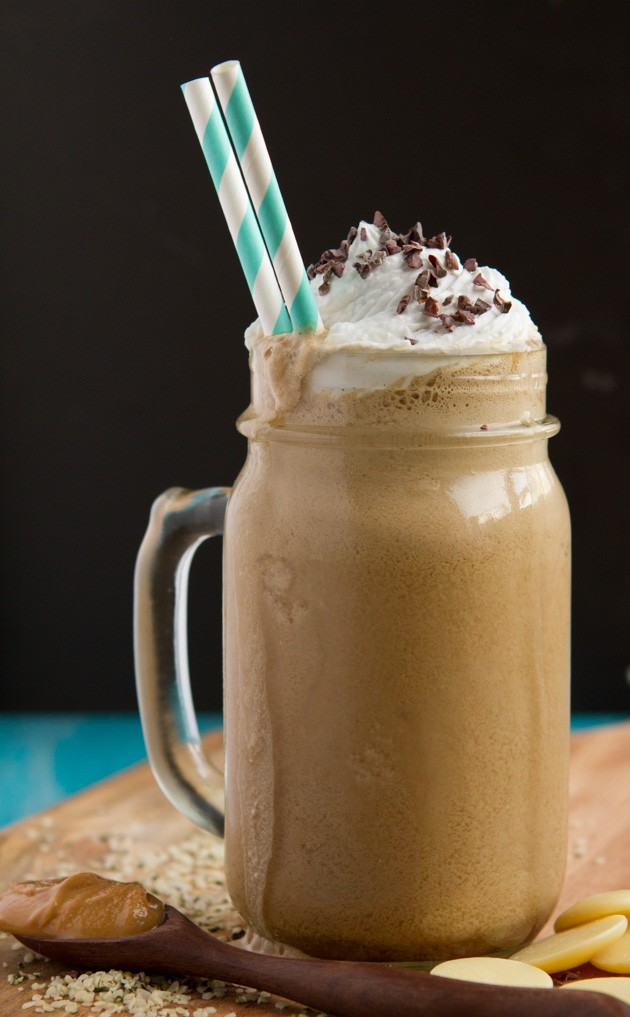 Keto Rocket Fuel Iced Blended Coffee