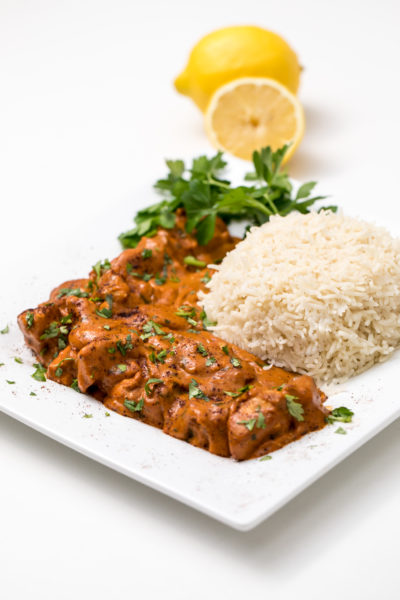 Instant Pot butter chicken recipe