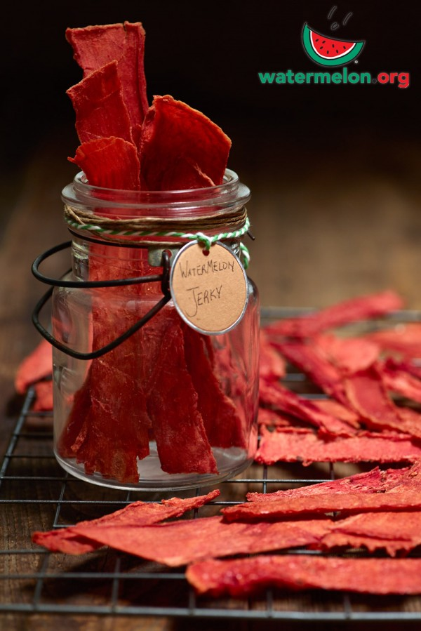 Watermelon Jerky