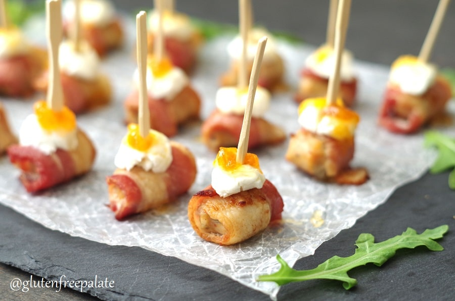 Spicy Sausage and Bacon Appetizers (4 Ingredients)