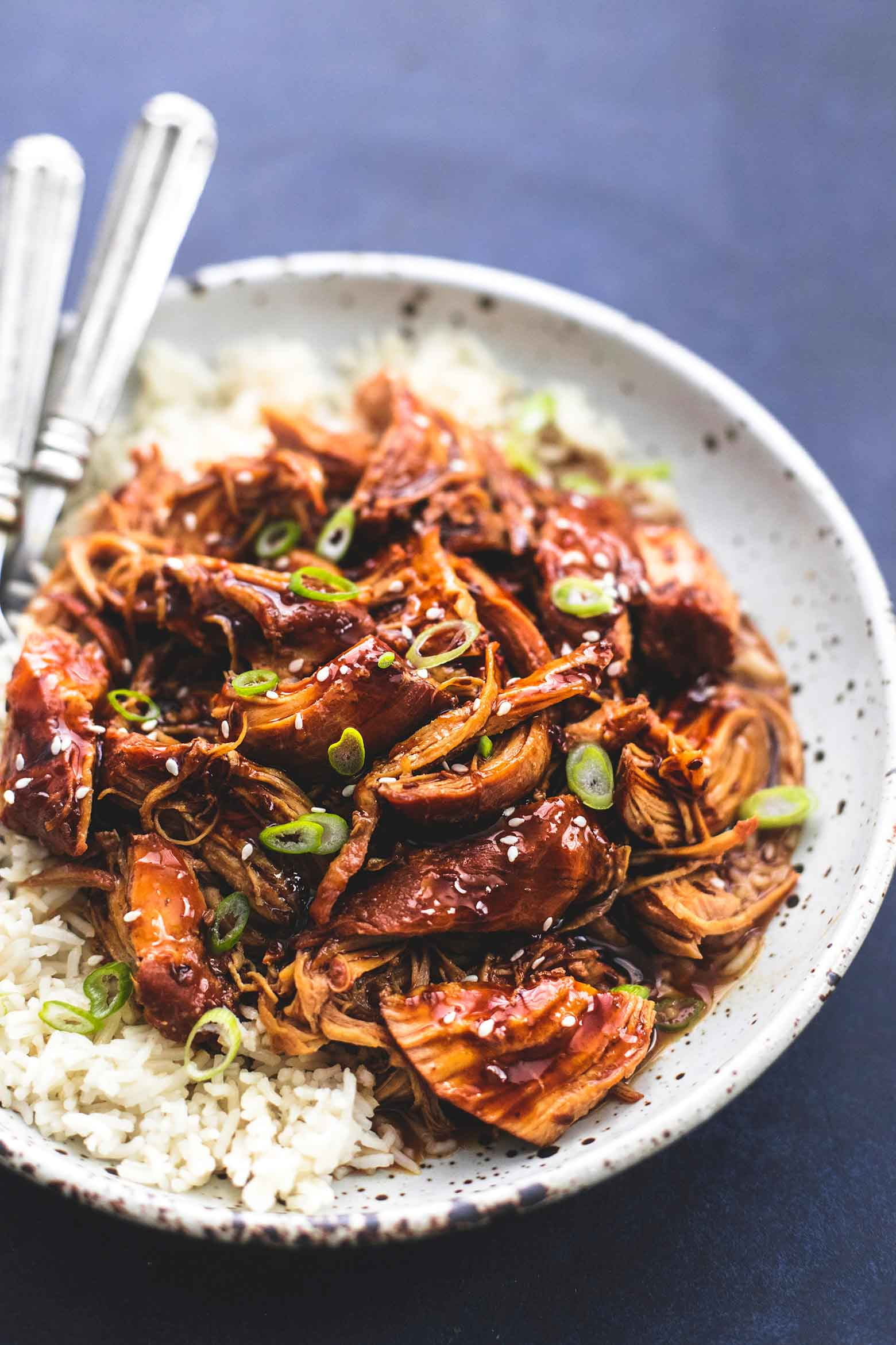 Instant Pot Honey Teriyaki Chicken