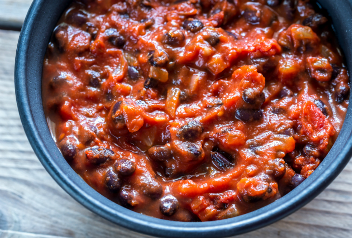 2/5 The 21-Day Weight Loss Breakthrough Diet Bean Chili