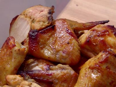 Baked Sticky Honey Chicken