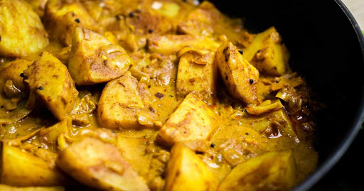 Adaptable One-pot Curry