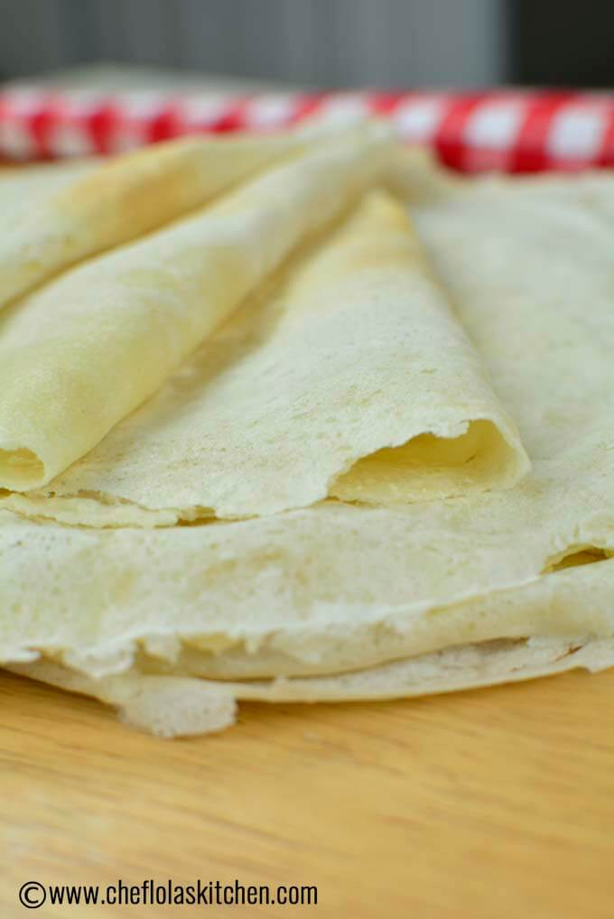 Lumpia Wrappers (Spring Roll Wrappers)