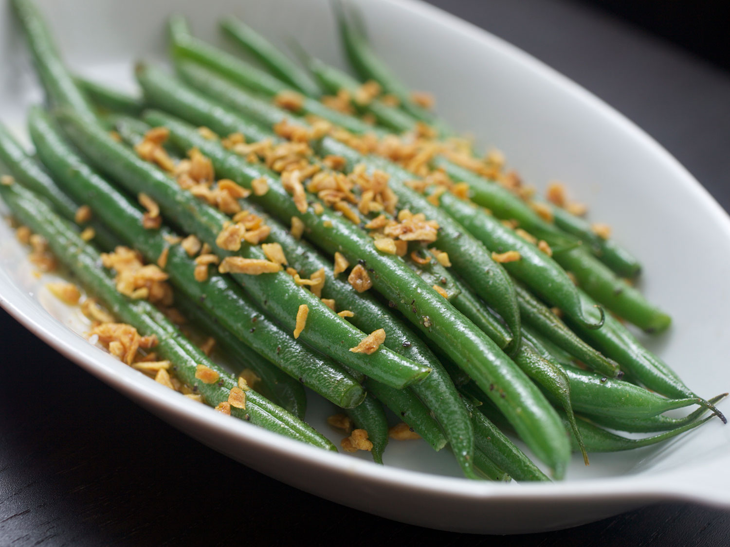 Cryo-Blanched Green Beans Recipe | The Food Lab