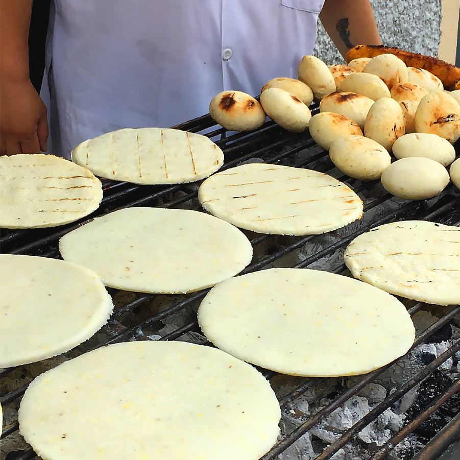 Colombian Arepa Recipe