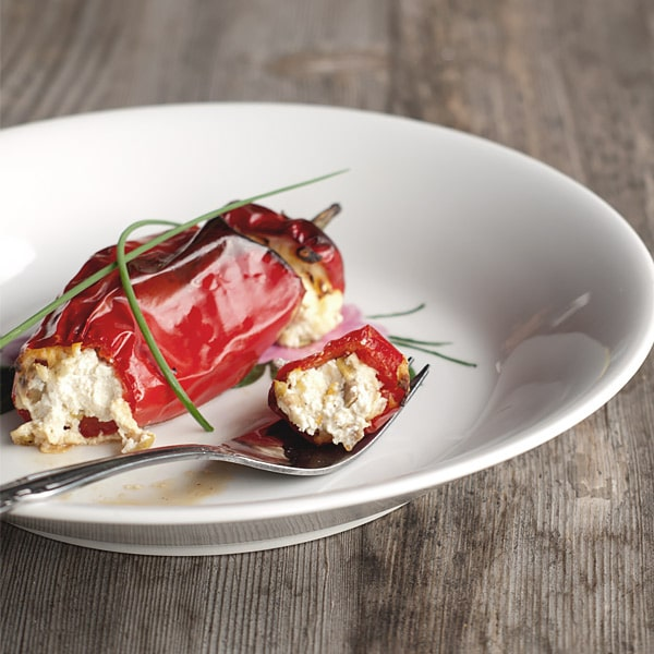 Ricotta Stuffed Peppers Recipe