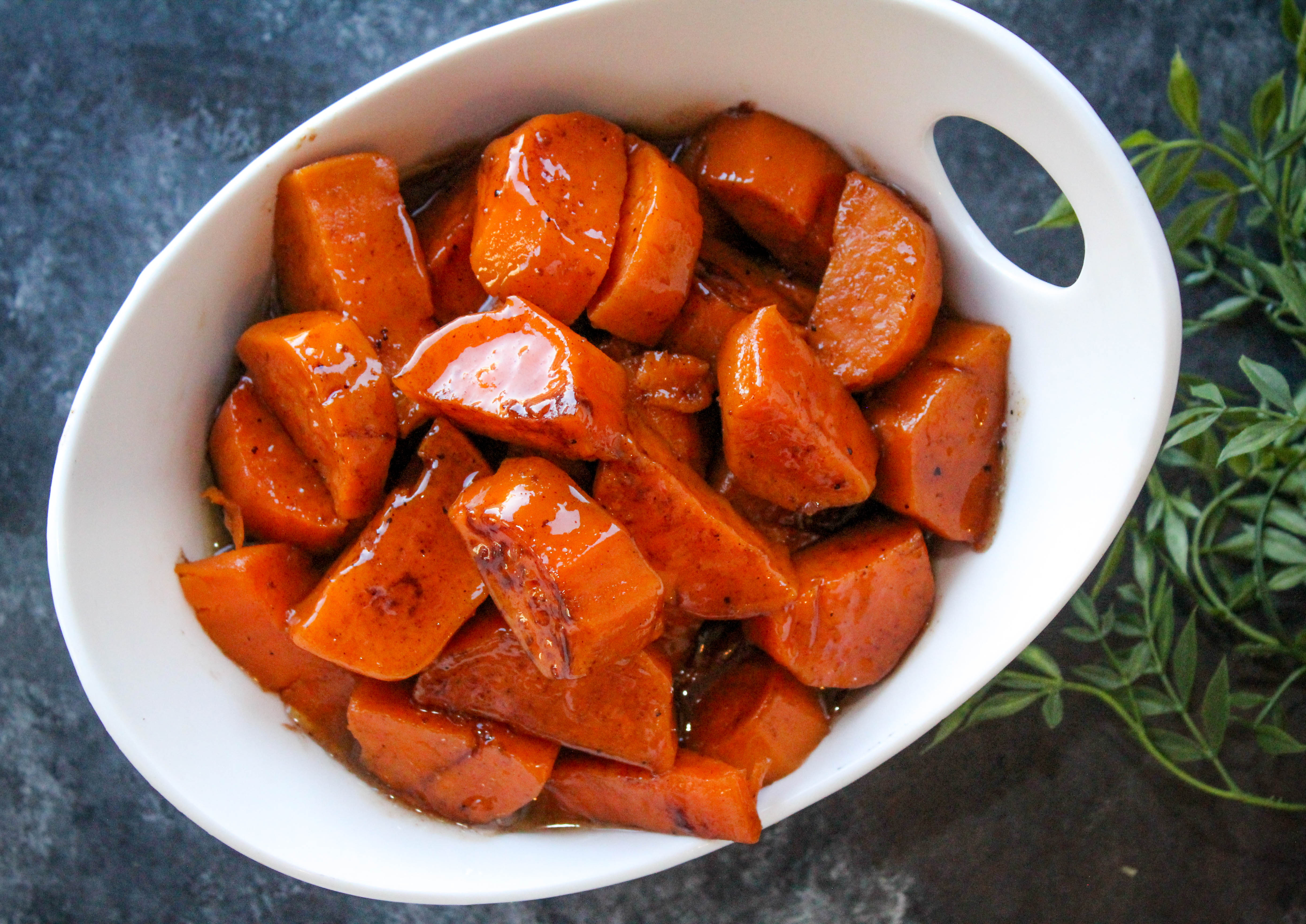 Miss Robbie's Candied Yams